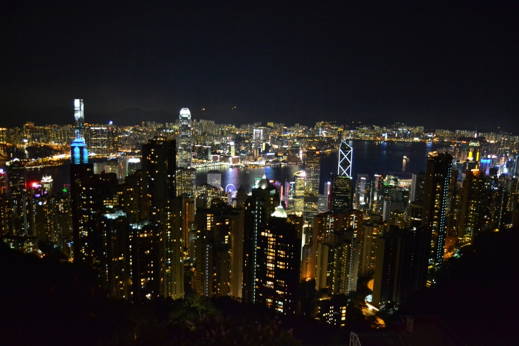 Hongkong copyright With huge passion for life -blogi