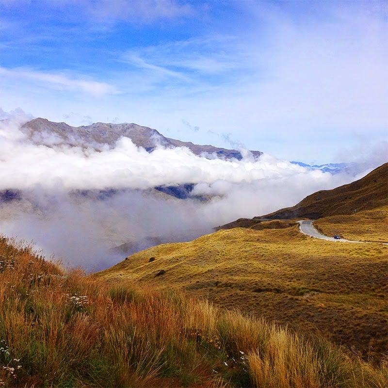 Uusi-Seelanti copyright Siveltimellä -blogi