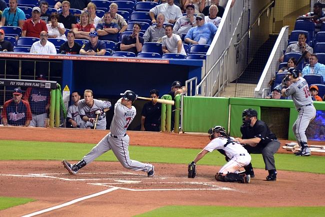 Baseball -säännötkin oppii parin pelin aikana.