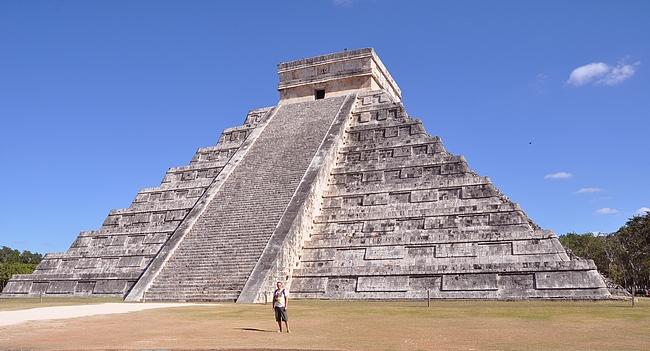 Chichén Itzá - paikkoja, jotka muistaa lopun elämäänsä.
