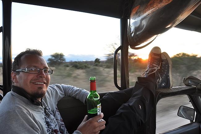 Krugerin kansallispuistossa.