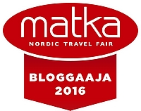 Matka - bloggaaja 2016