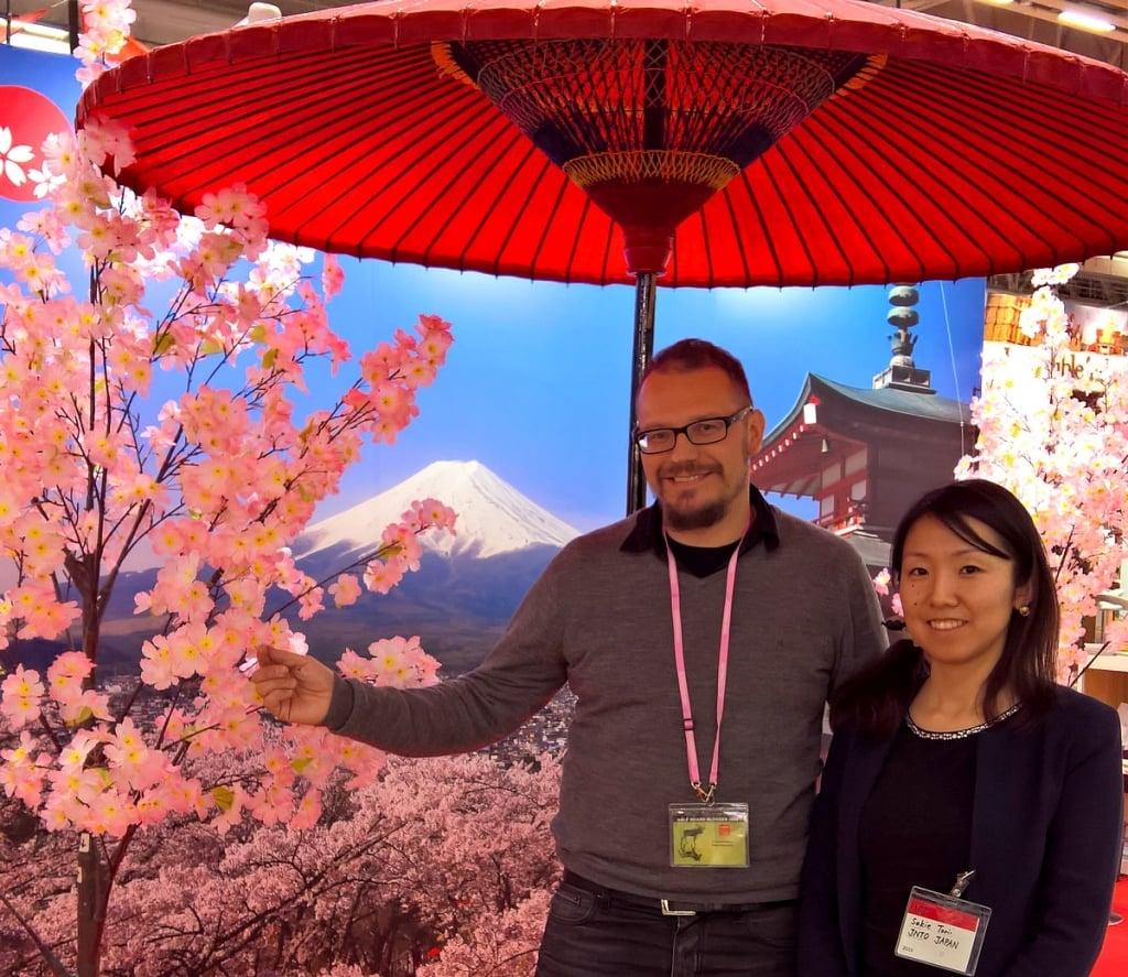 Japani kiinnostaisi Sakuran aikaan. Unagidon blogissa paljon juttuja Japanista.