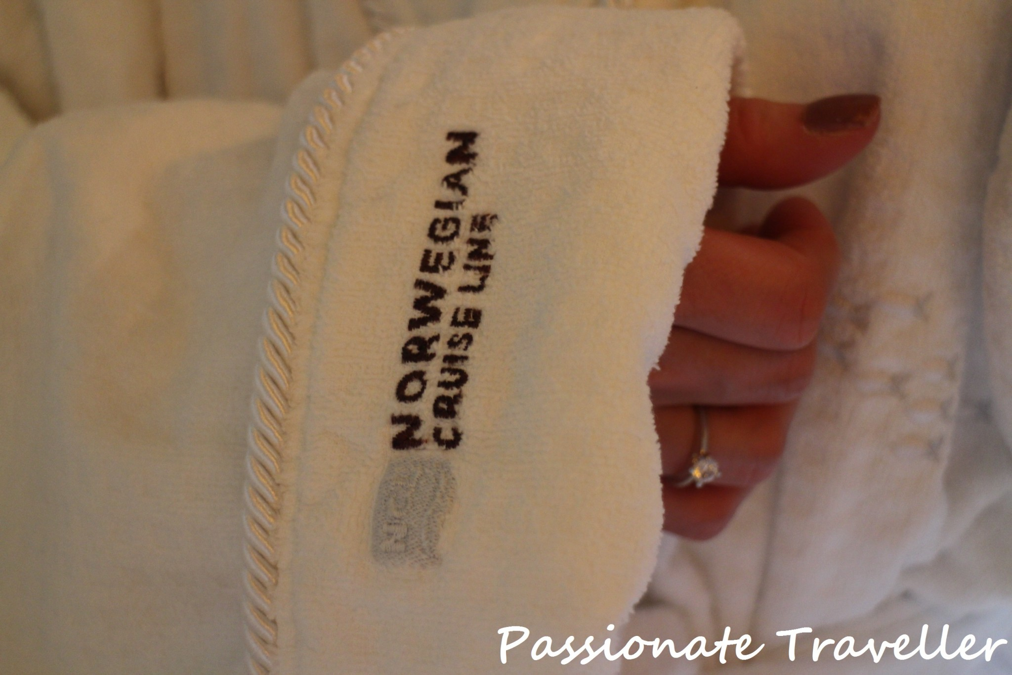 Norwegian Cruise Line Suite