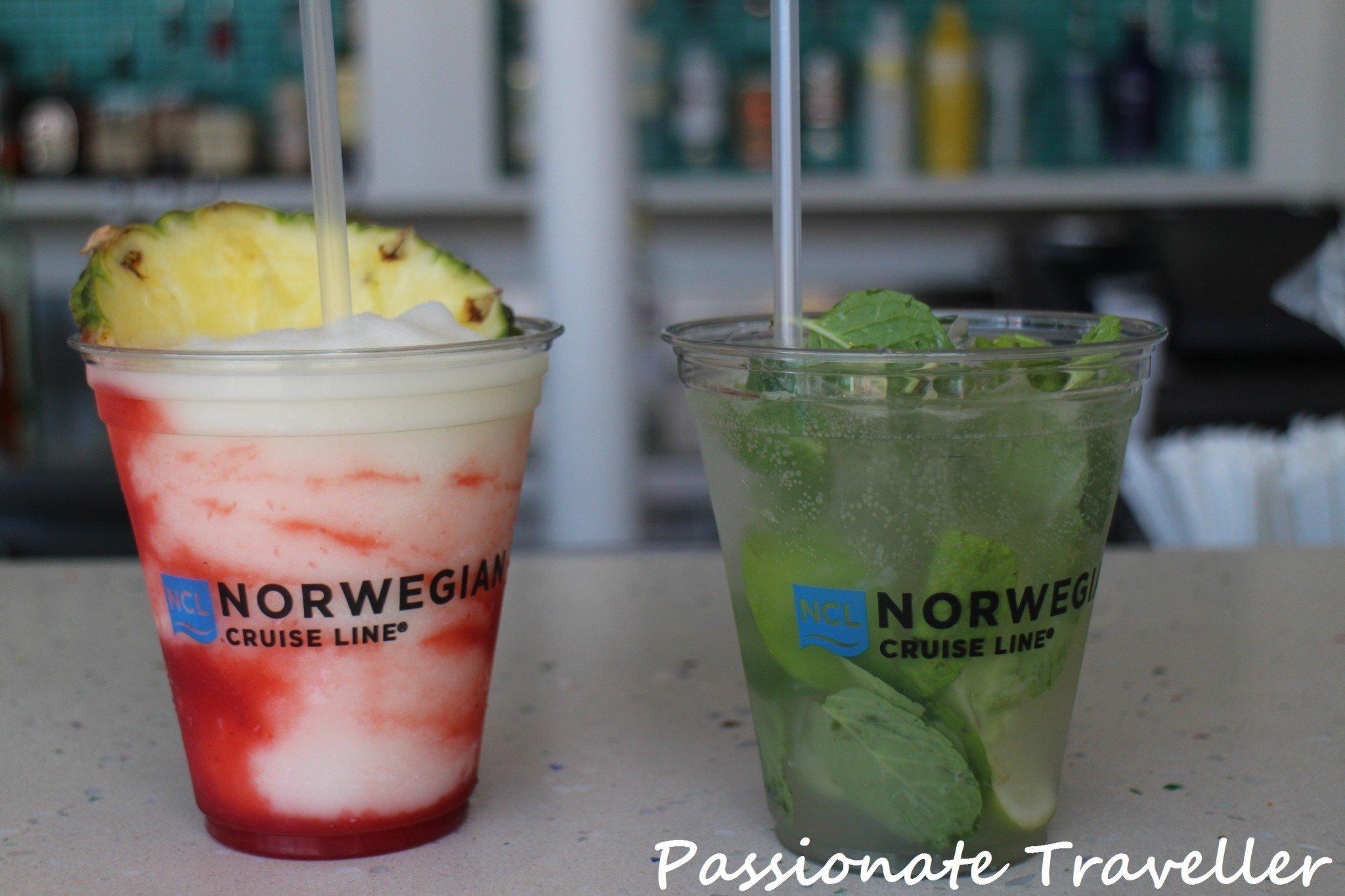 Norwegian Cruise Line UBP