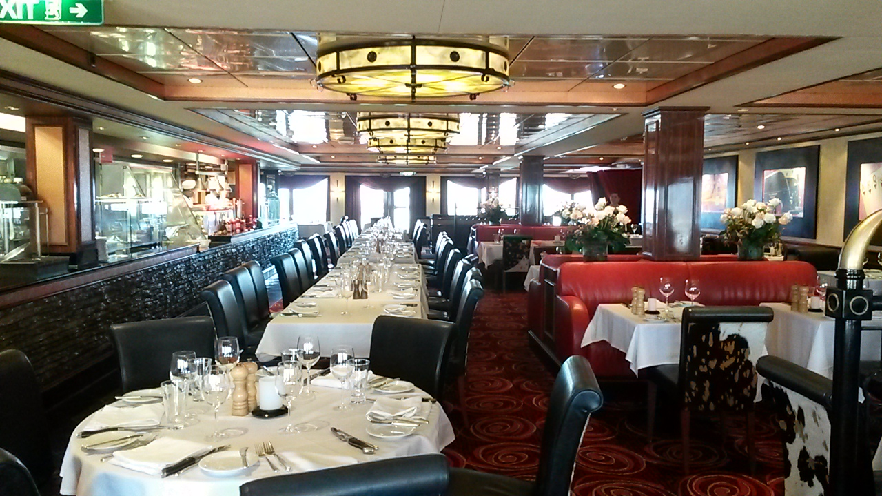Norwegian Jewel suite perks lunch