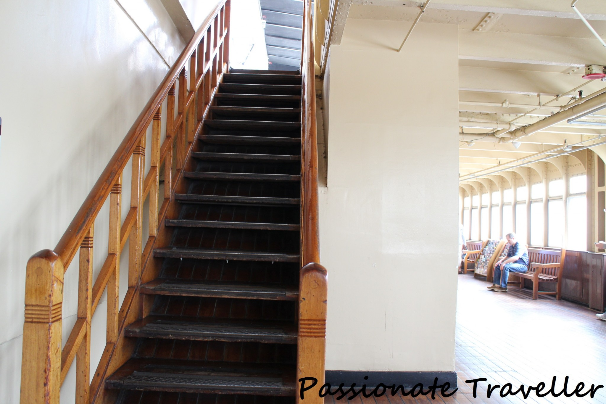 Queen Mary Stairs