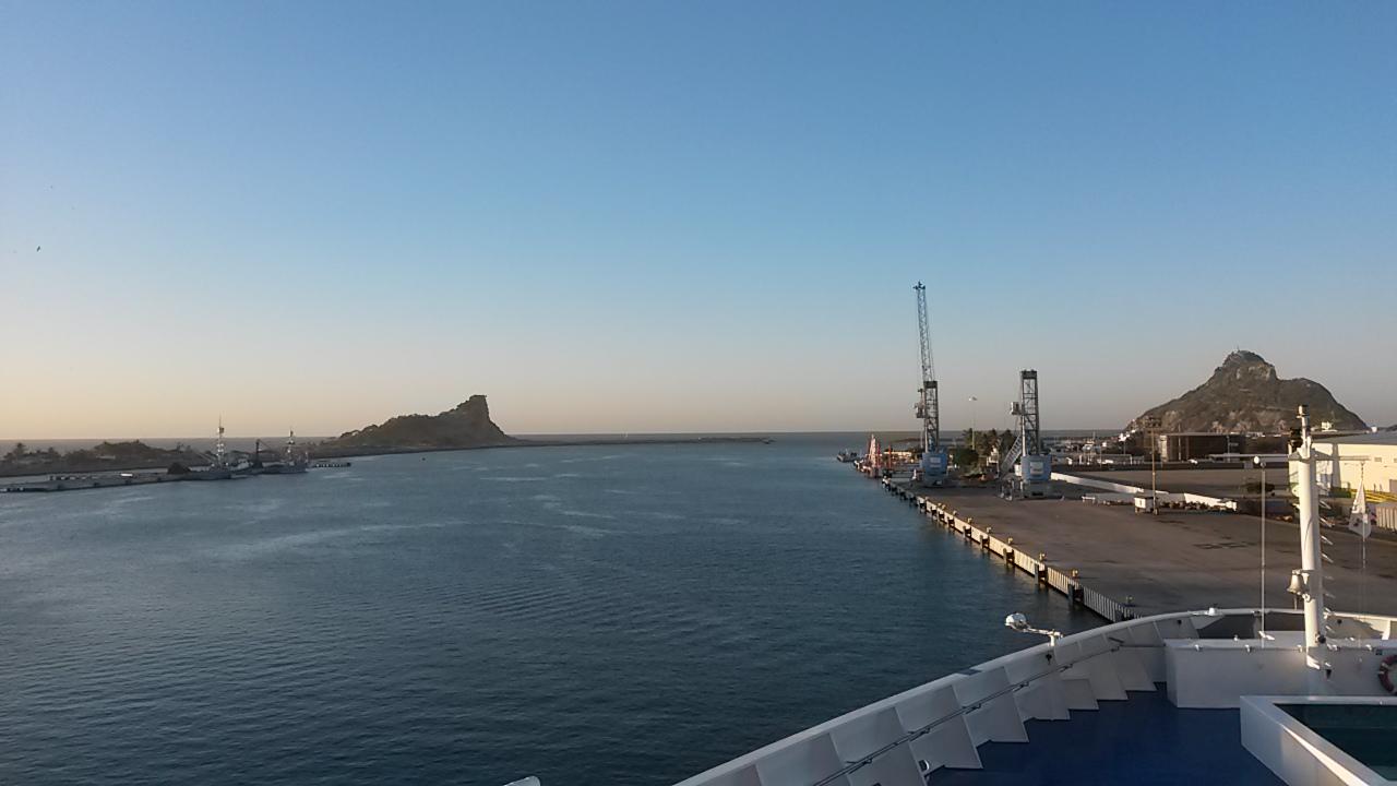 Mazatlan Port