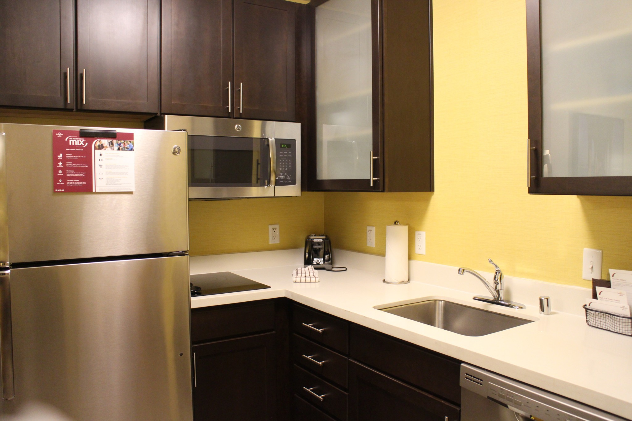 Residence Inn Redondo Beach kitchen 2