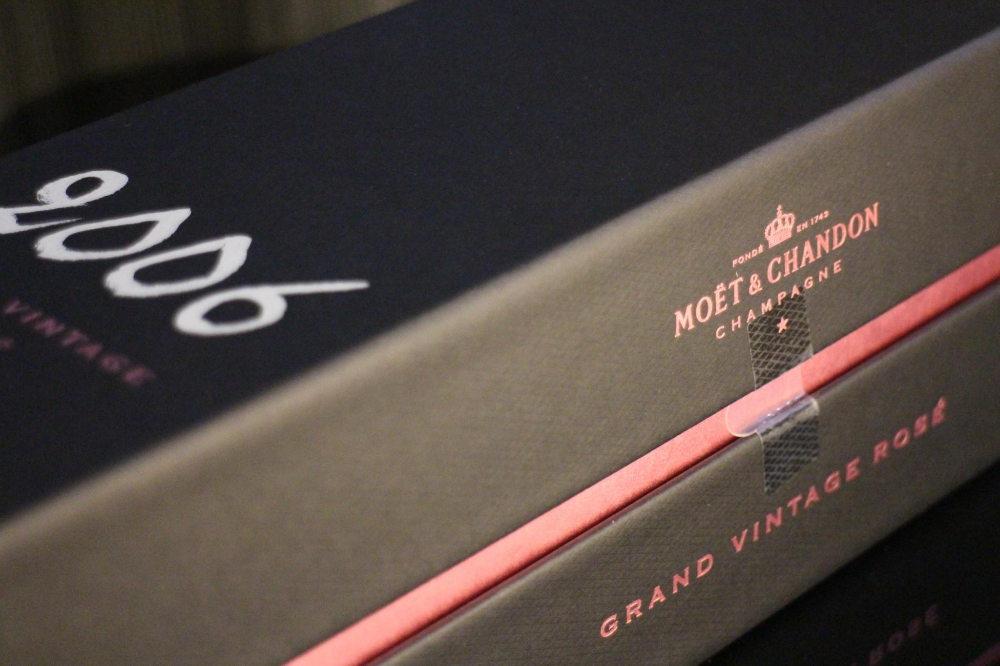 Moët & Chandon Garnd Vintage 2006 Rosé