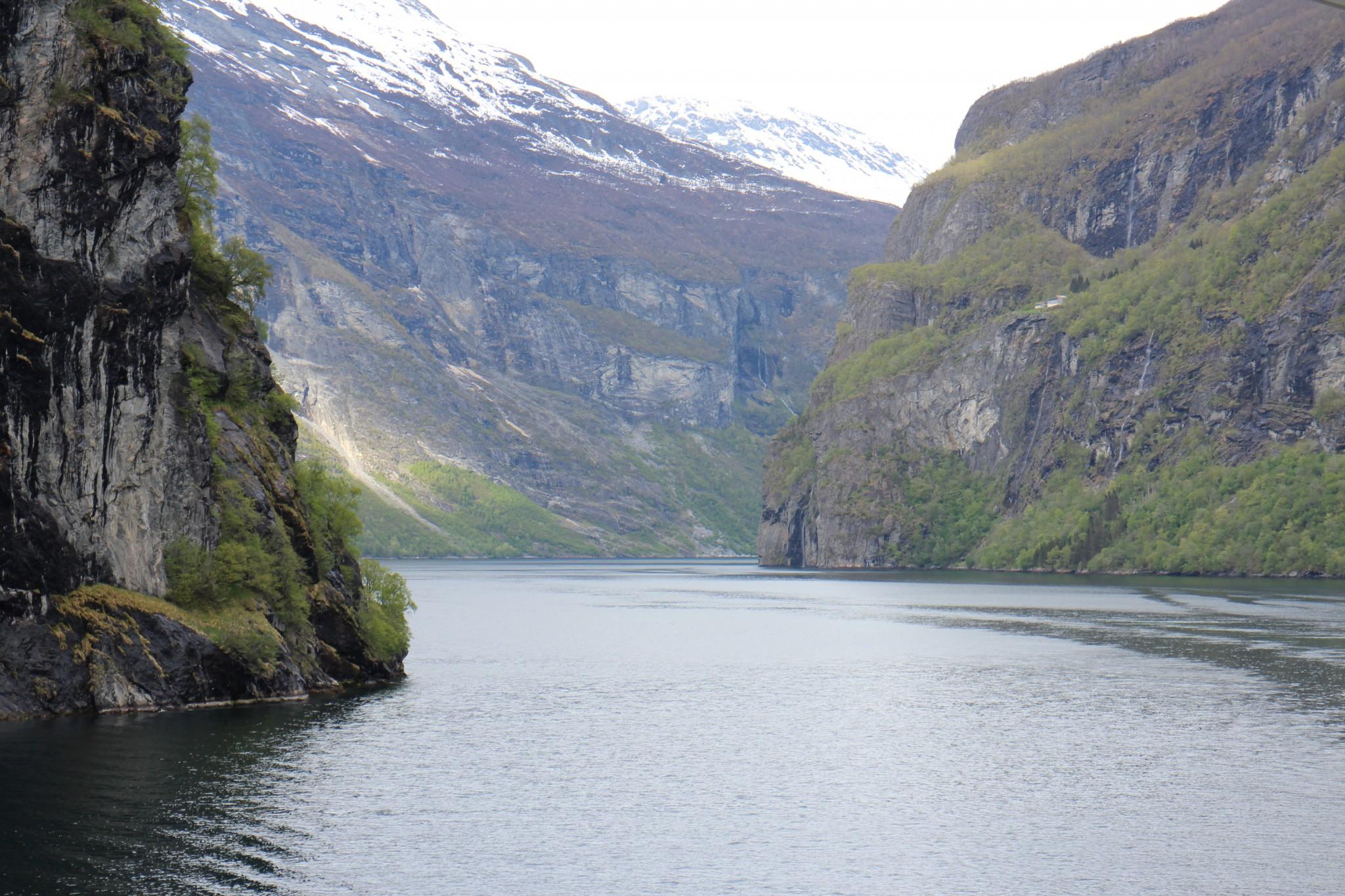 Geiranger Fjord 3