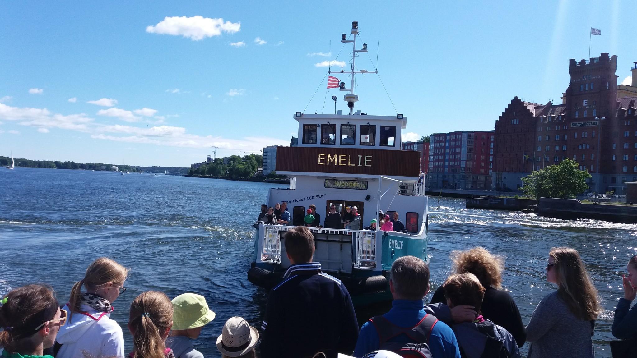 Kaupunkilaiva Emelie