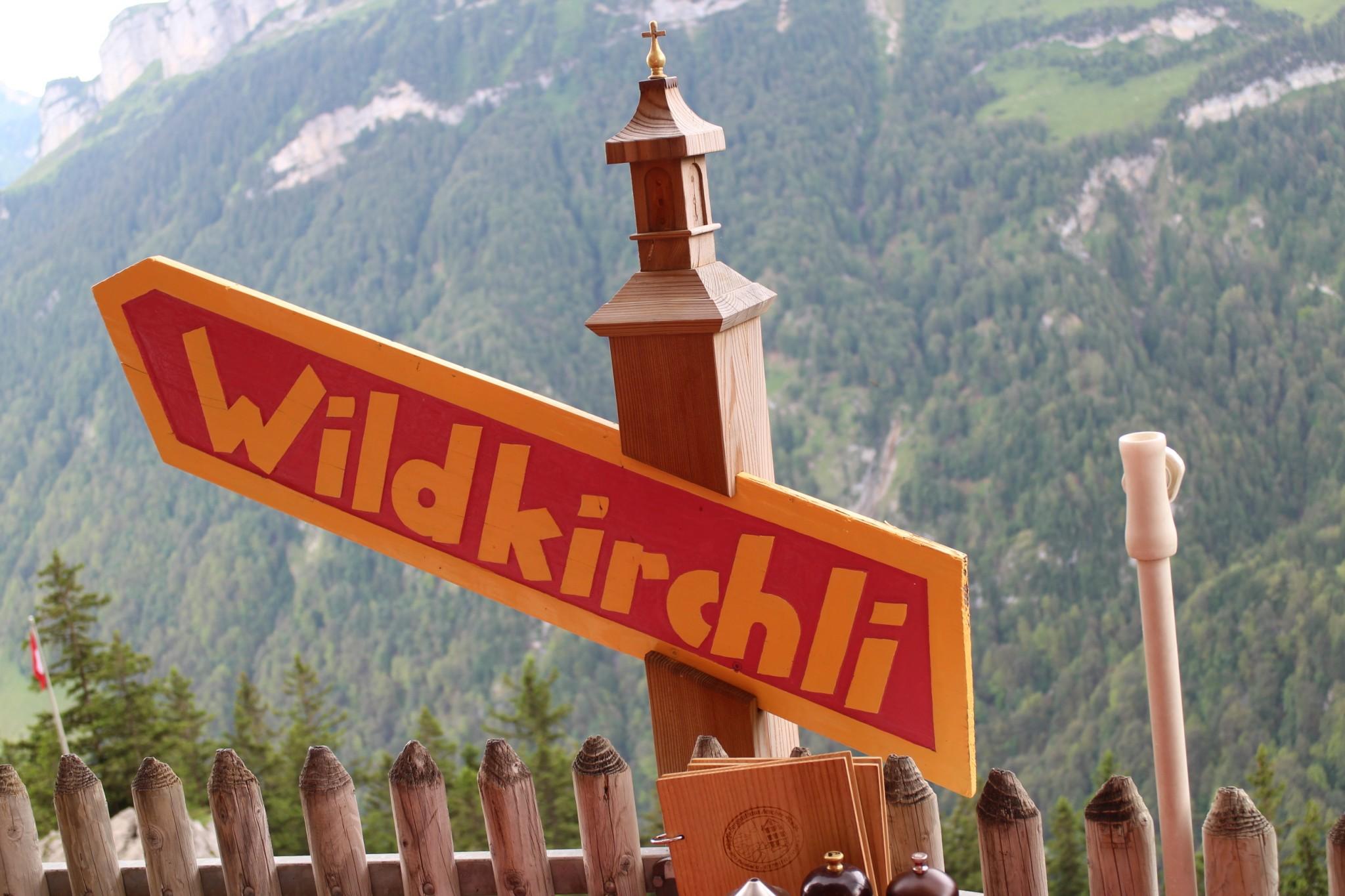 Berggasthaus Aescher-Wildkirchli 0