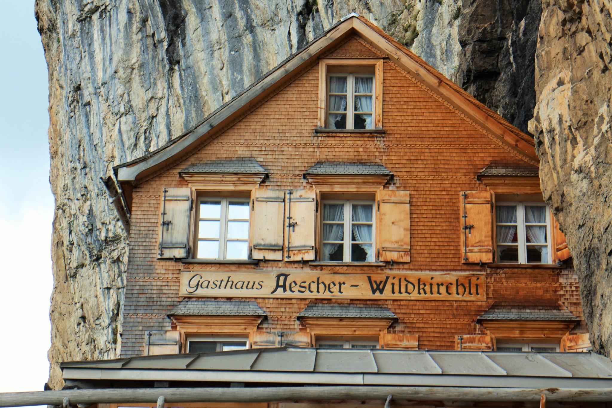 Berggasthaus Aescher-Wildkirchli 4
