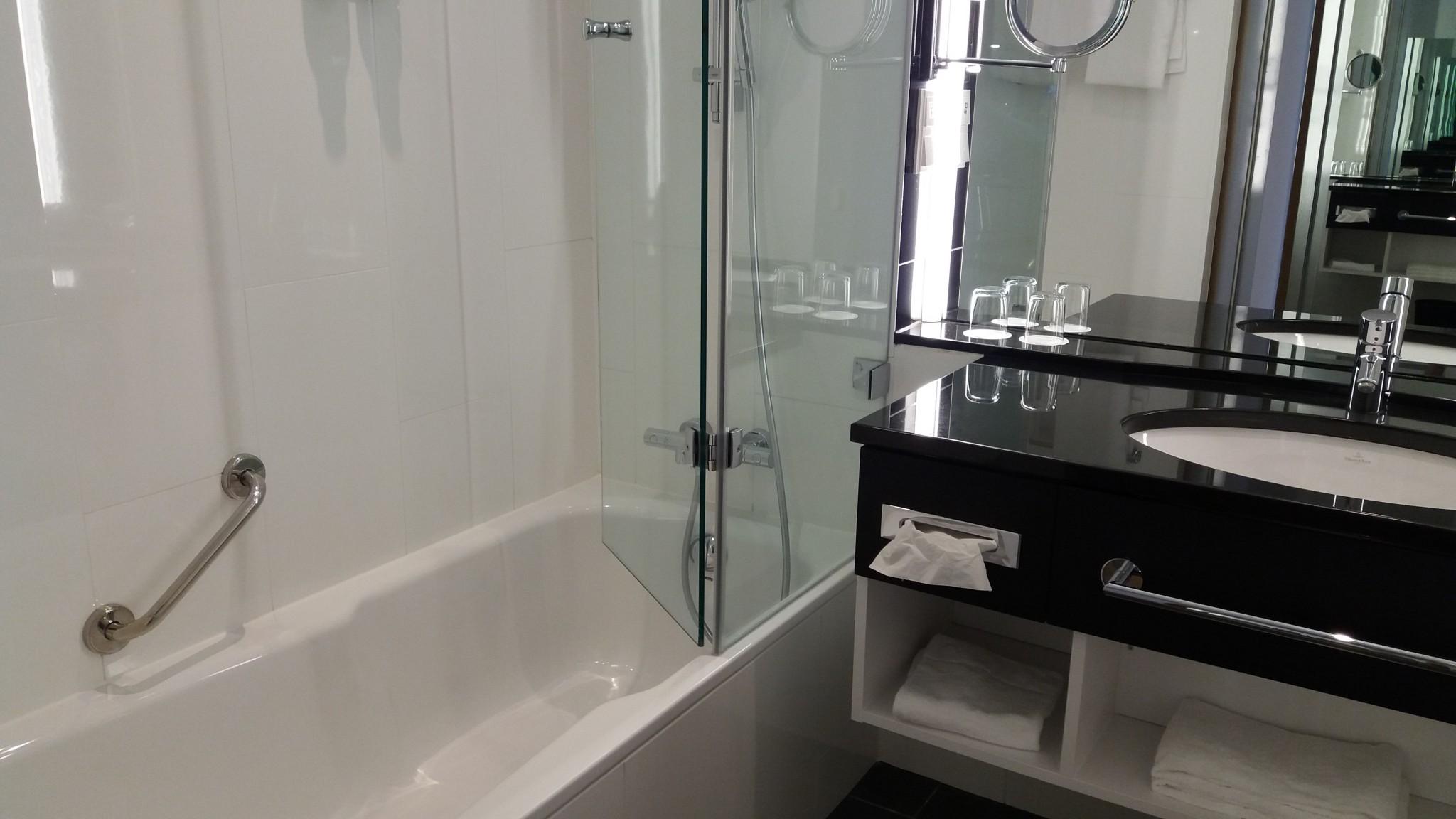 Four Points by Sheraton Panoramahaus Dornbirn Bathroom