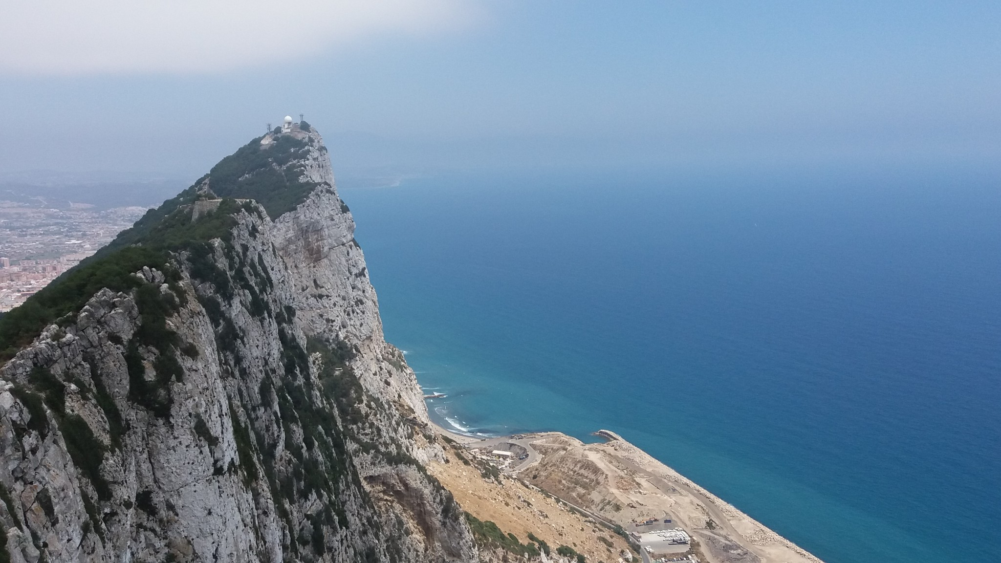 Gibraltar the Rock 2