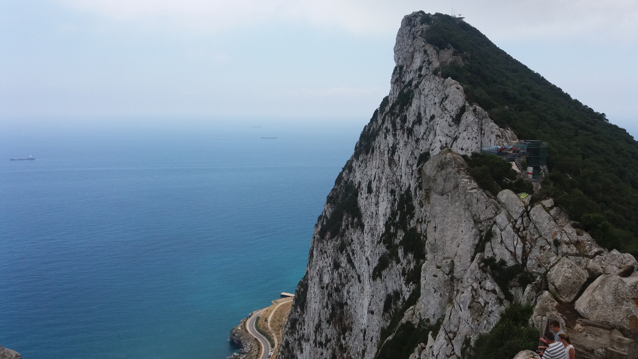 Gibraltar the Rock