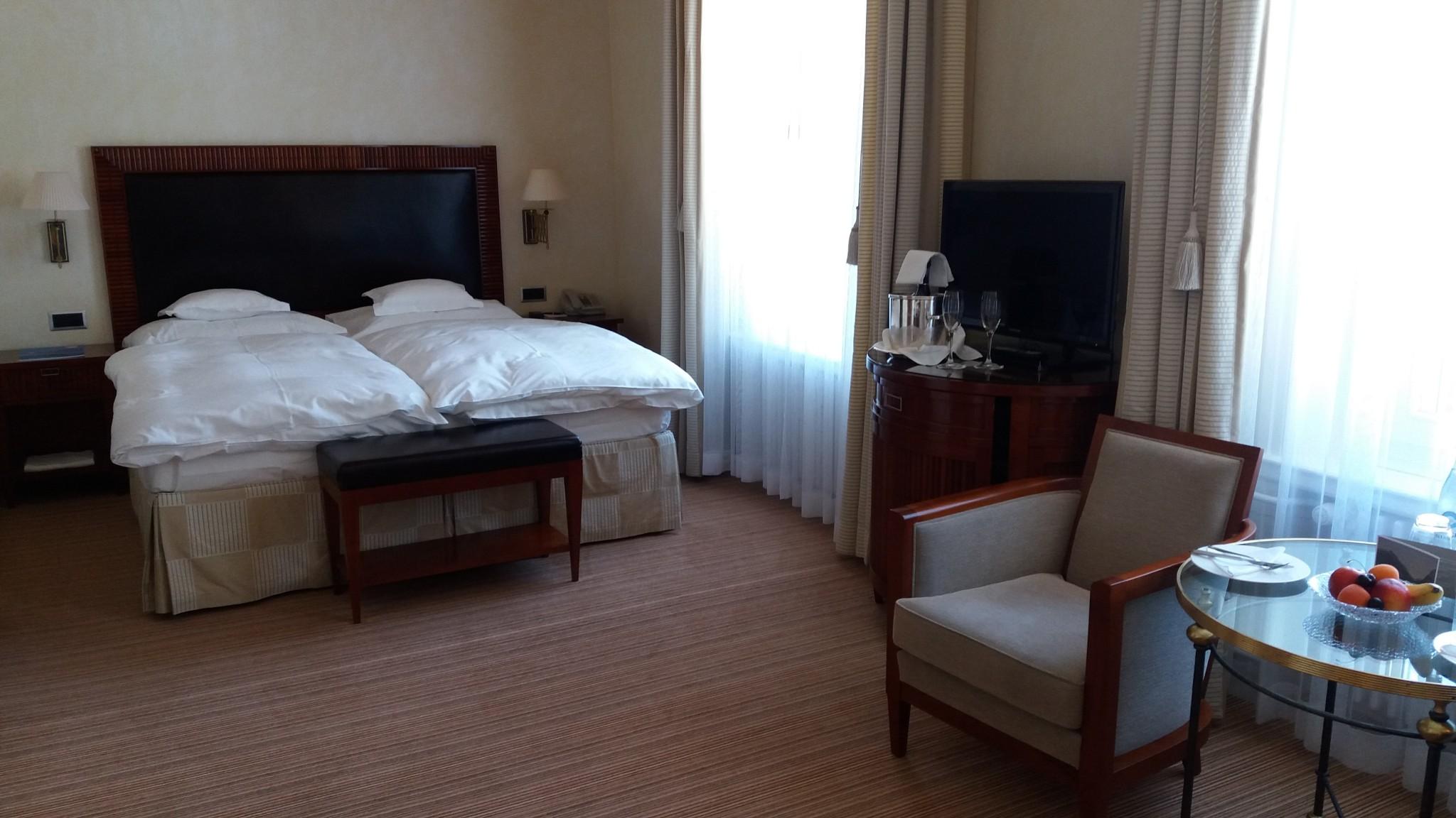 Grand Hotel Kronenhof Comfort Room