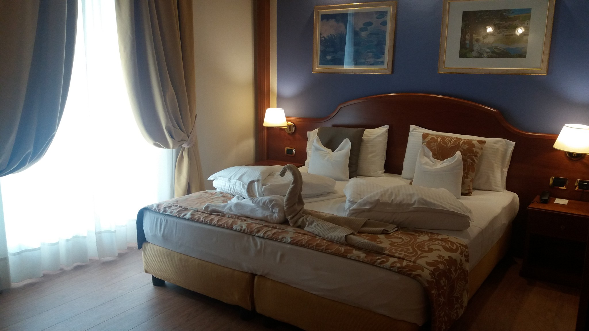 Villa Nicolli Romantic Room