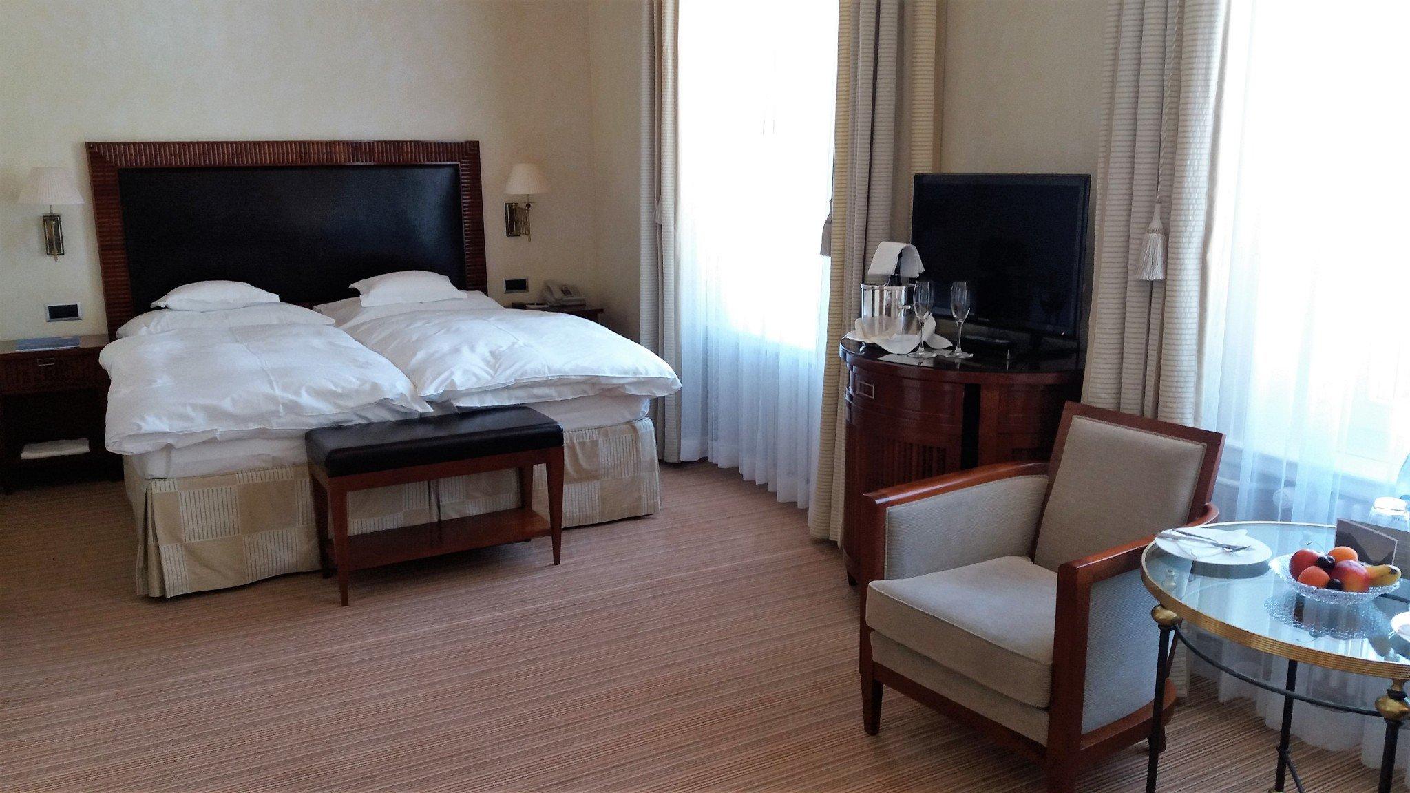 Grand Hotel Kronenhof Double Room Comfort