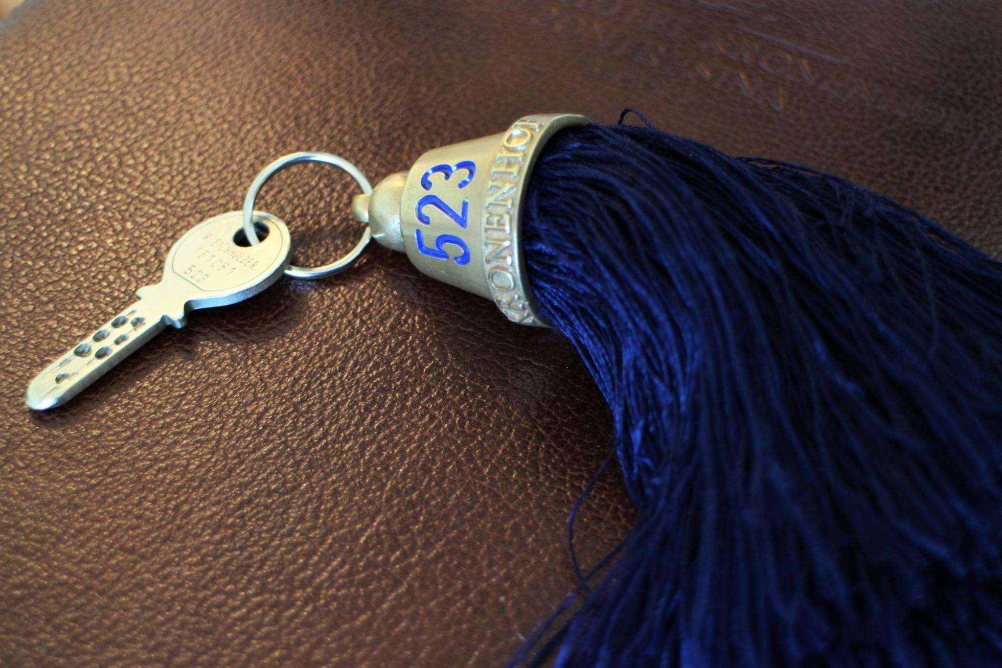 Grand Hotel Kronenhof key