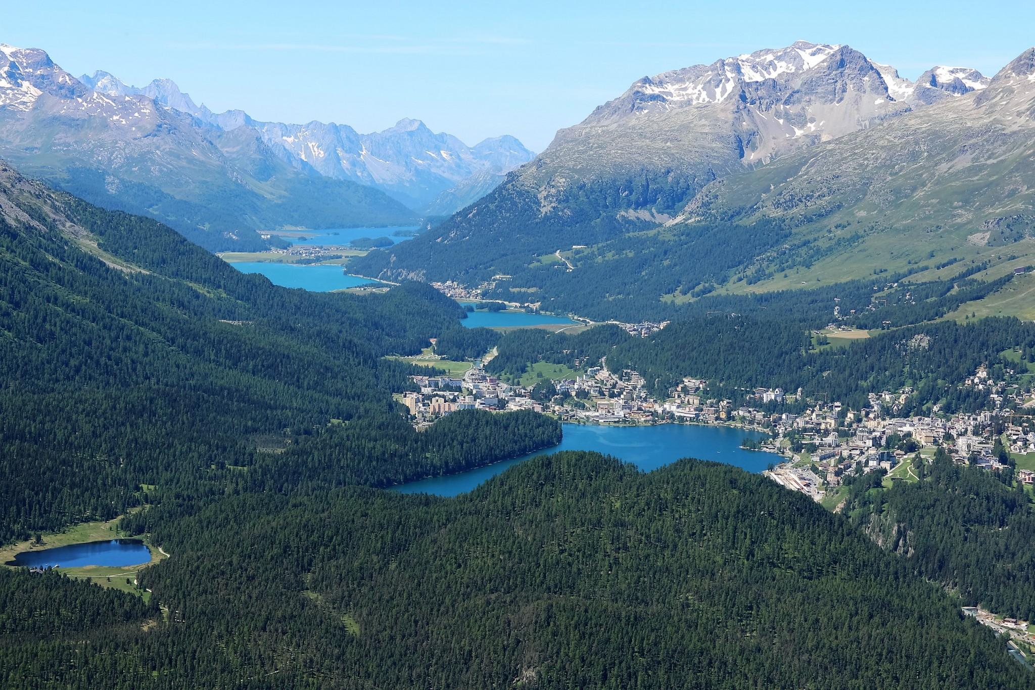 Muottas Muragl St Moritz