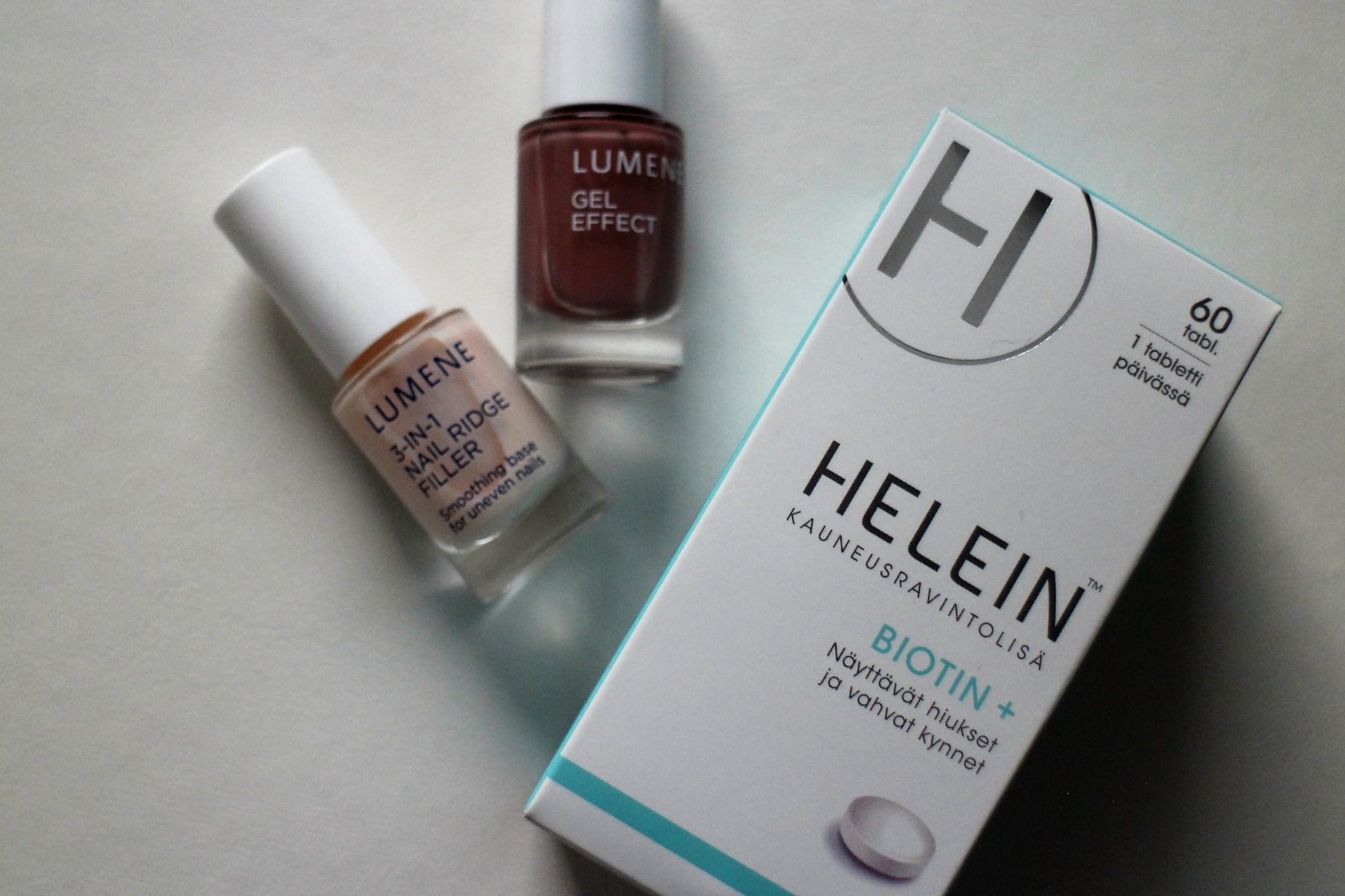 Helein Biotin+: Vahvemmat kynnet ja hiukset, totta vai tarua? - Passionate Traveller