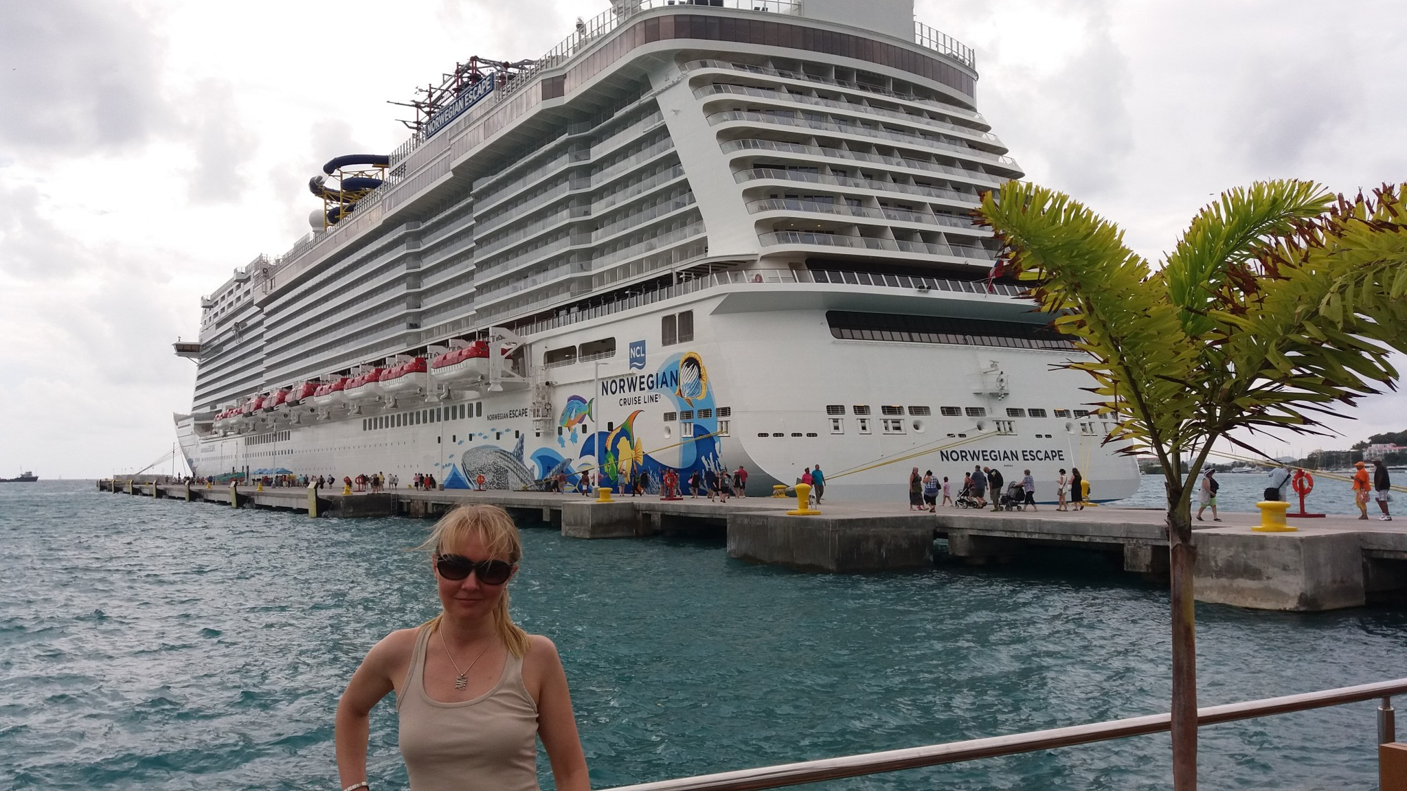 Kthetraveller Norwegian Escape