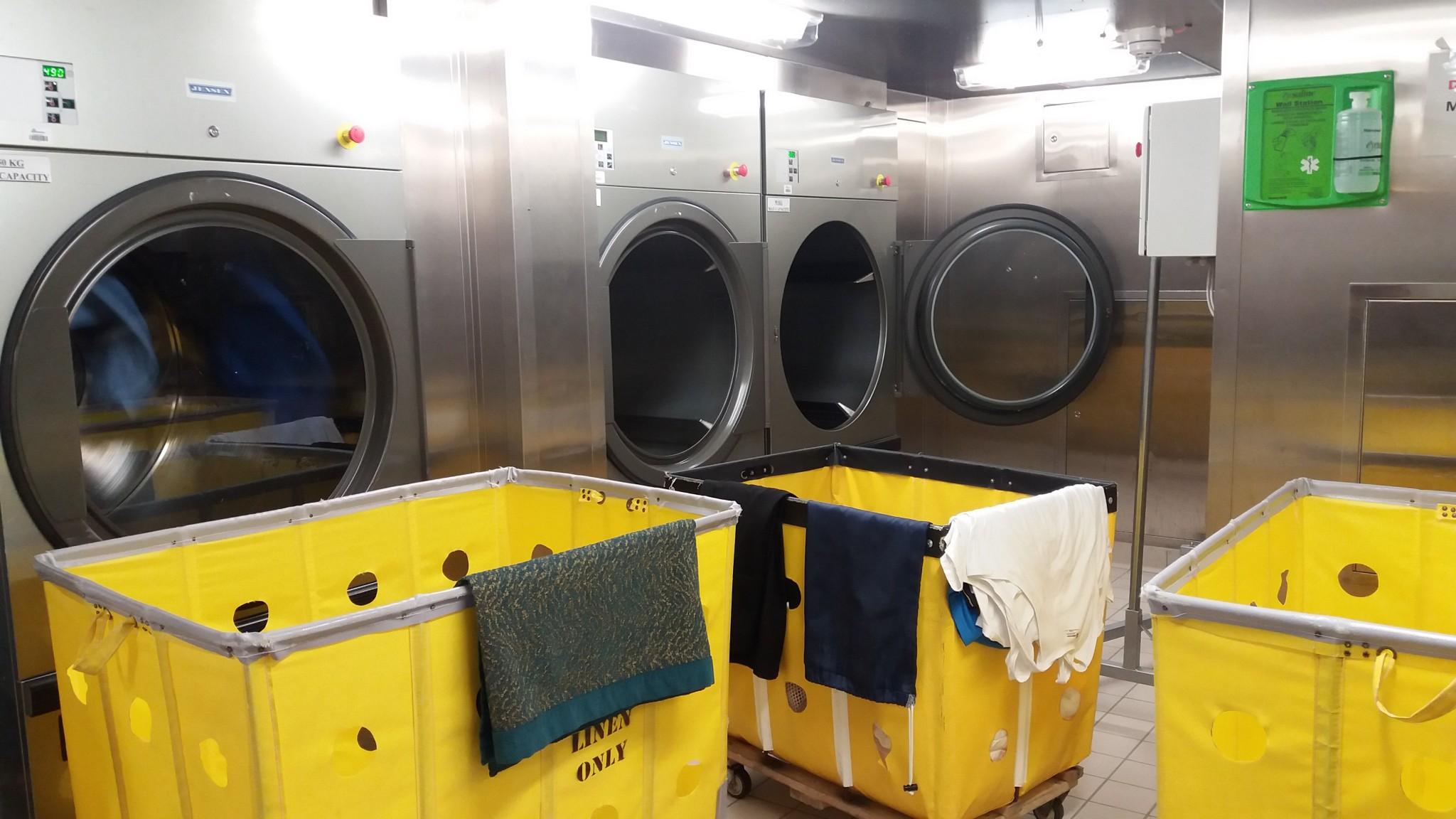 Norwegian Escape Laundry 12