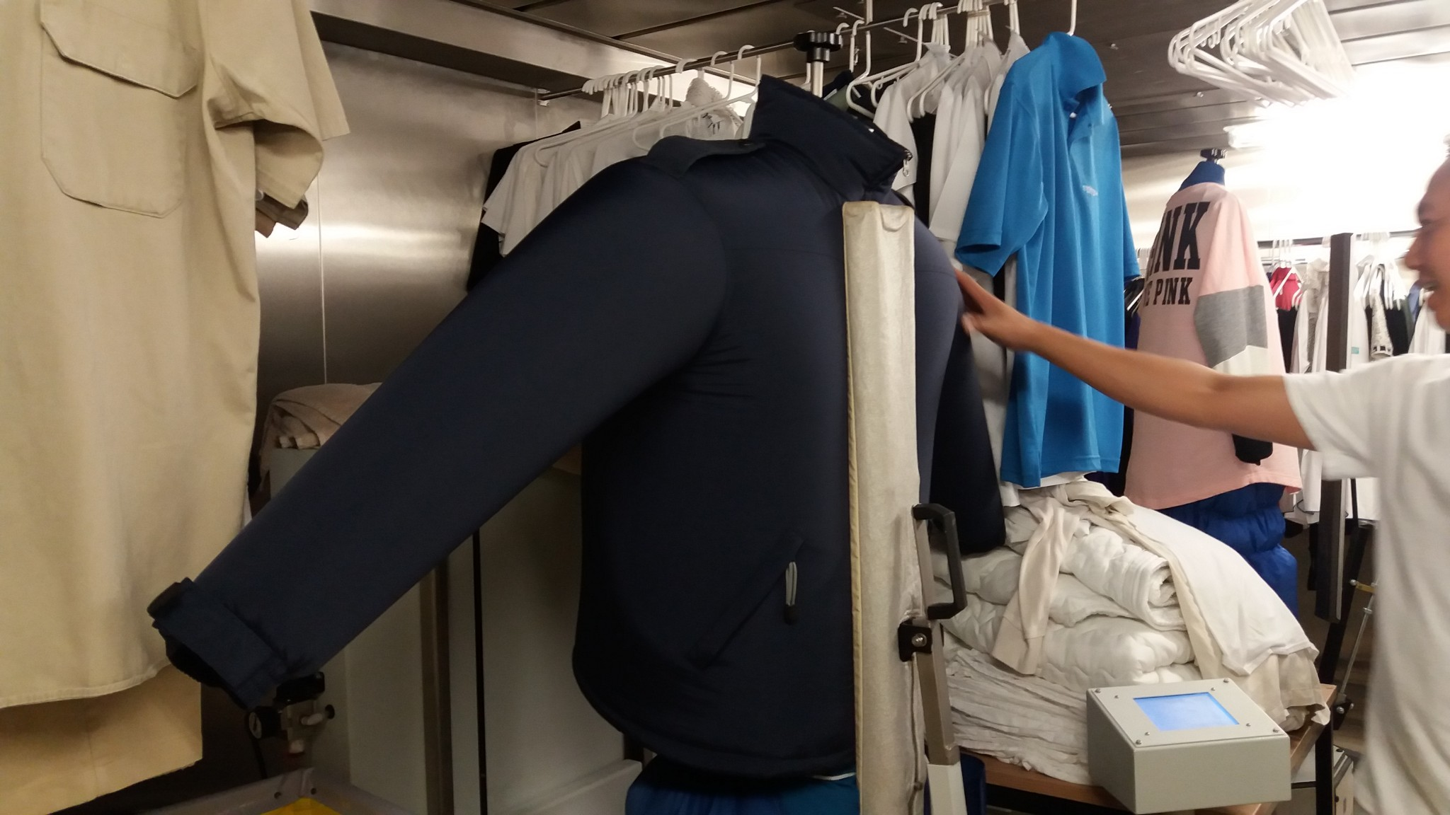 Norwegian Escape Laundry 9