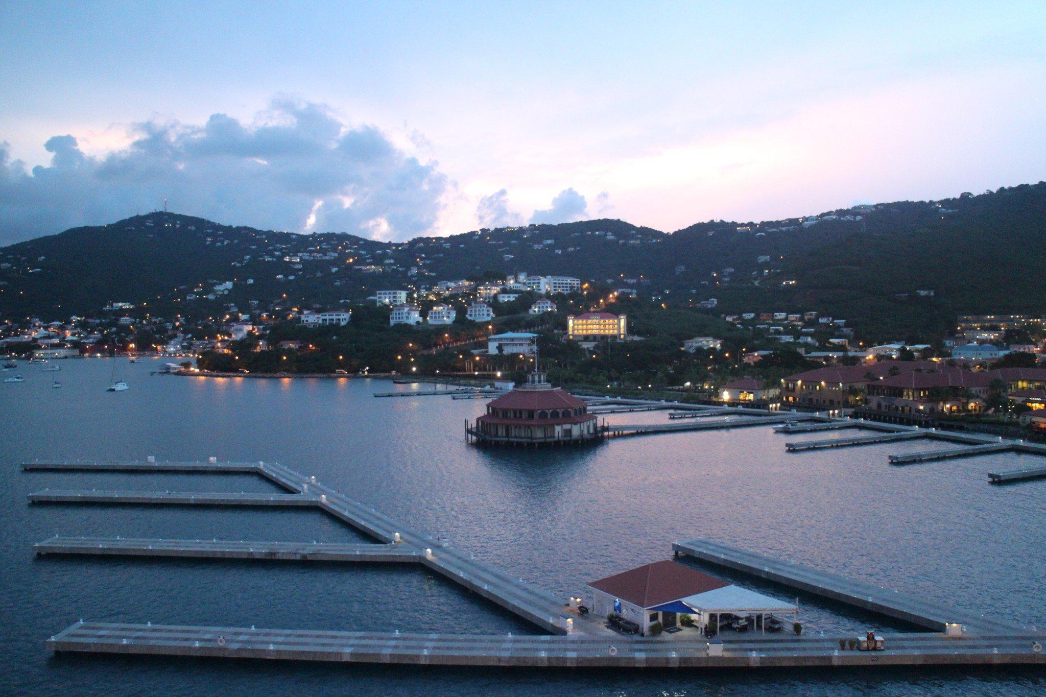 St Thomas Port