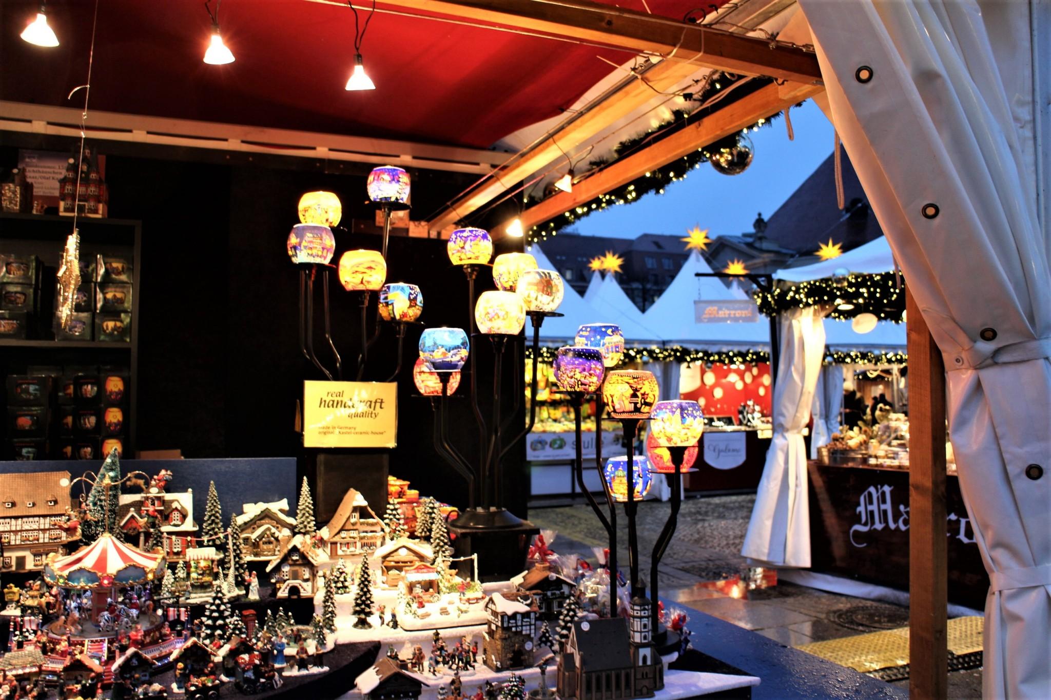 Berliini joulumarkkinat Gendarmenmarkt 2