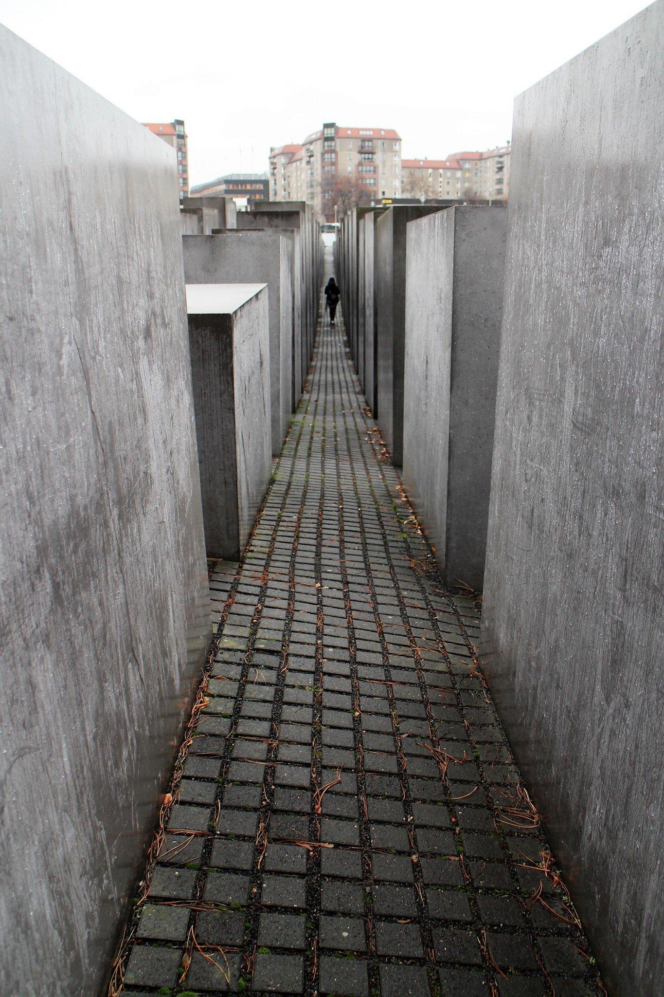 Berlin Holocaust-Memorial