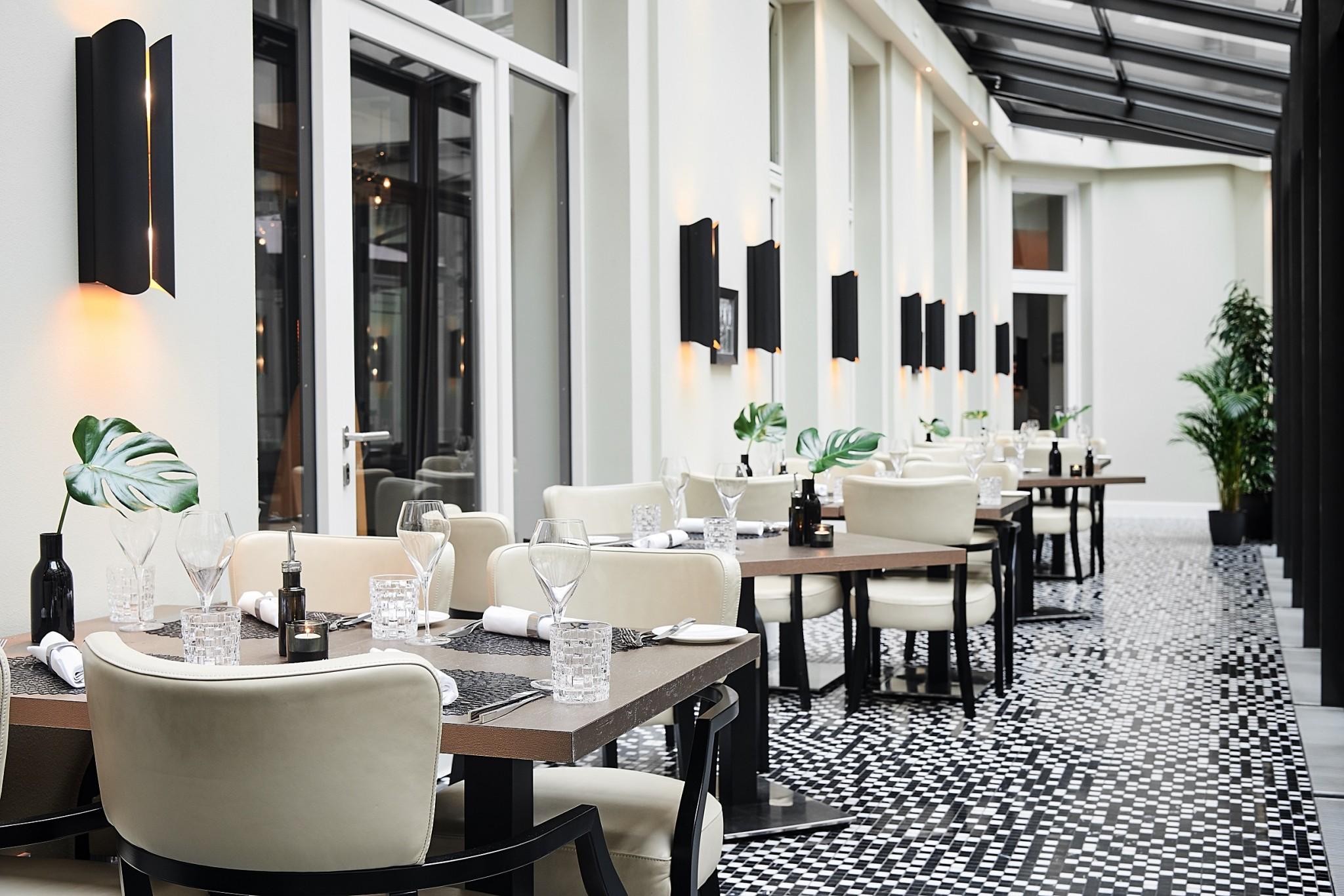 Hotel am Steinplatz Restaurant am Steinplatz