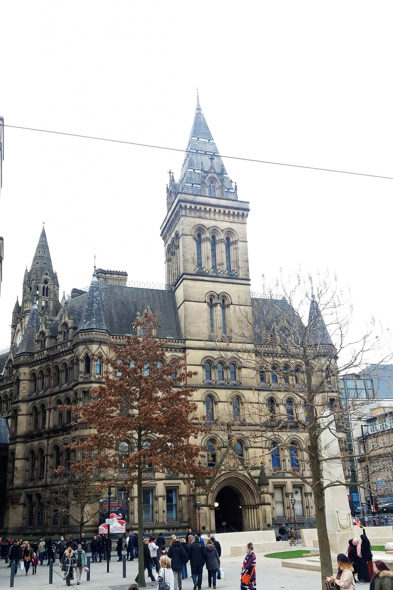 Manchester church