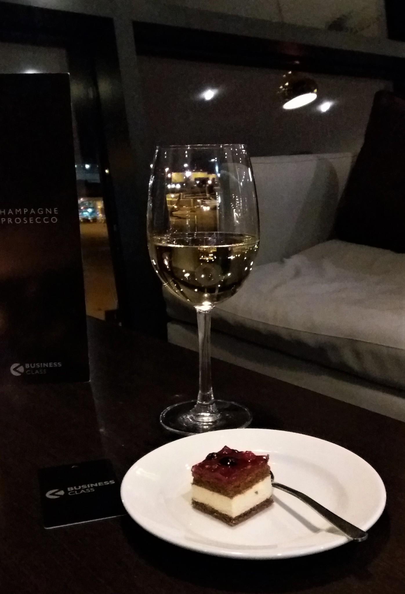 Radisson Blu Manchester Airport Business Lounge