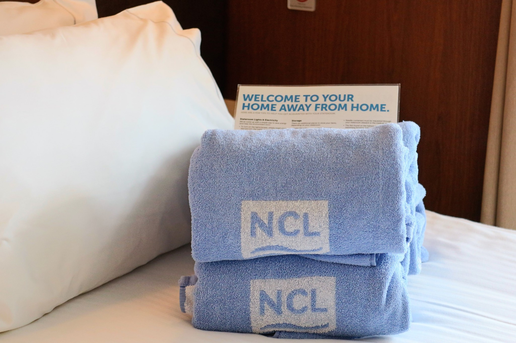 Norwegian Escape Beach Towel