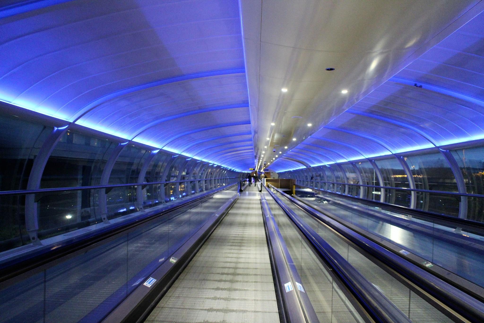 Radisson Blu Manchester Airport location