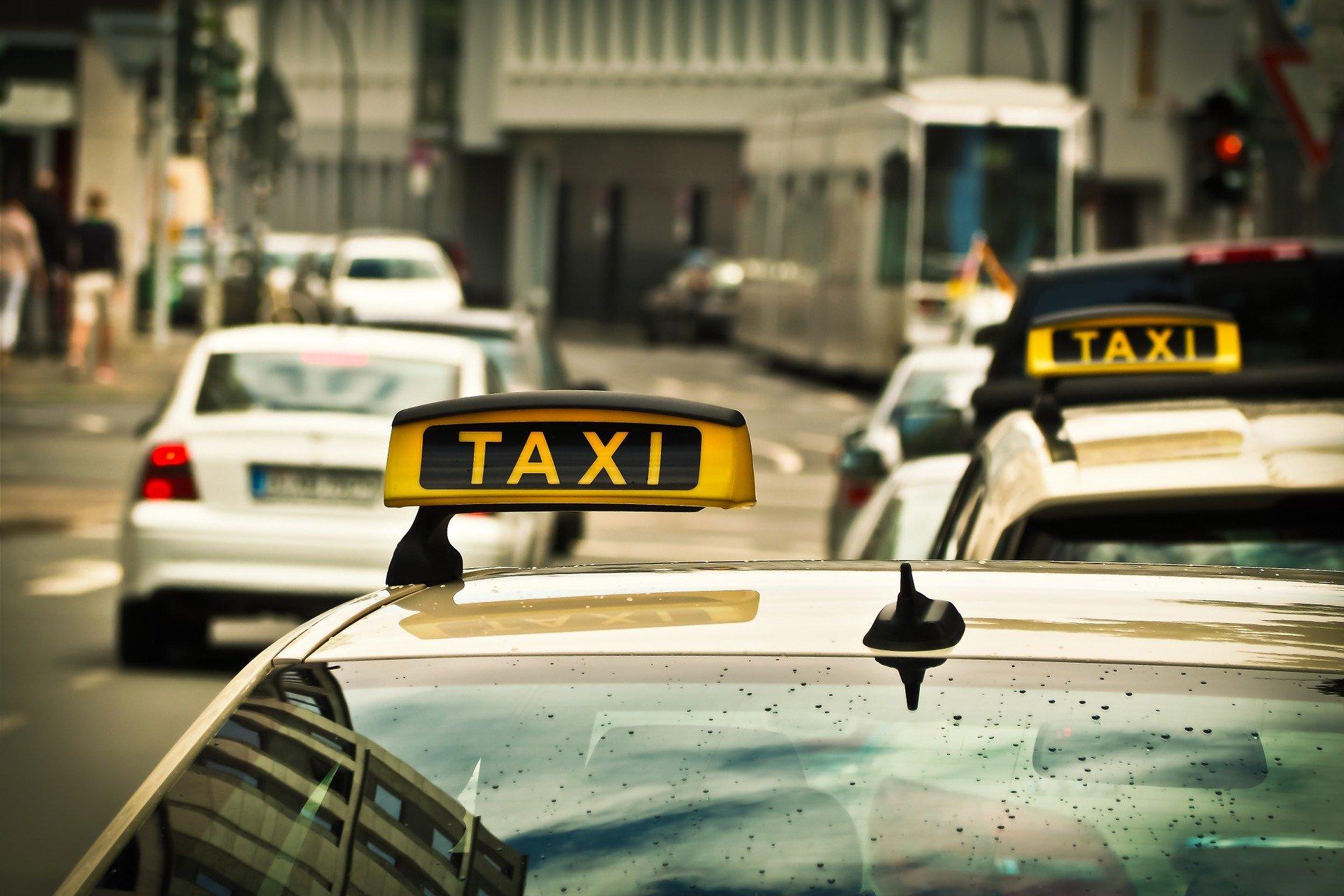 Taksi kokemuksia 1