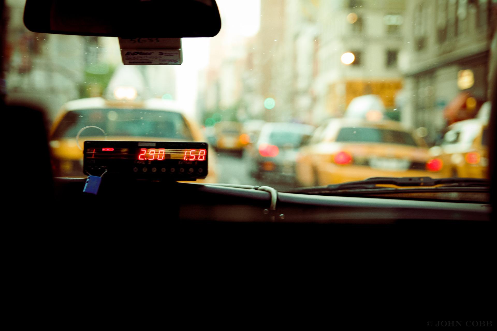 Taksi kokemuksia 3