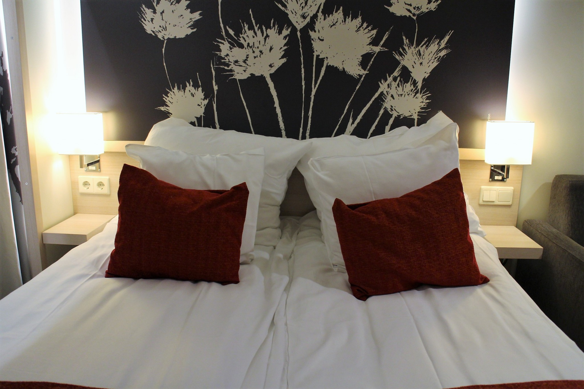 Viking Grace Premium hytti sänky