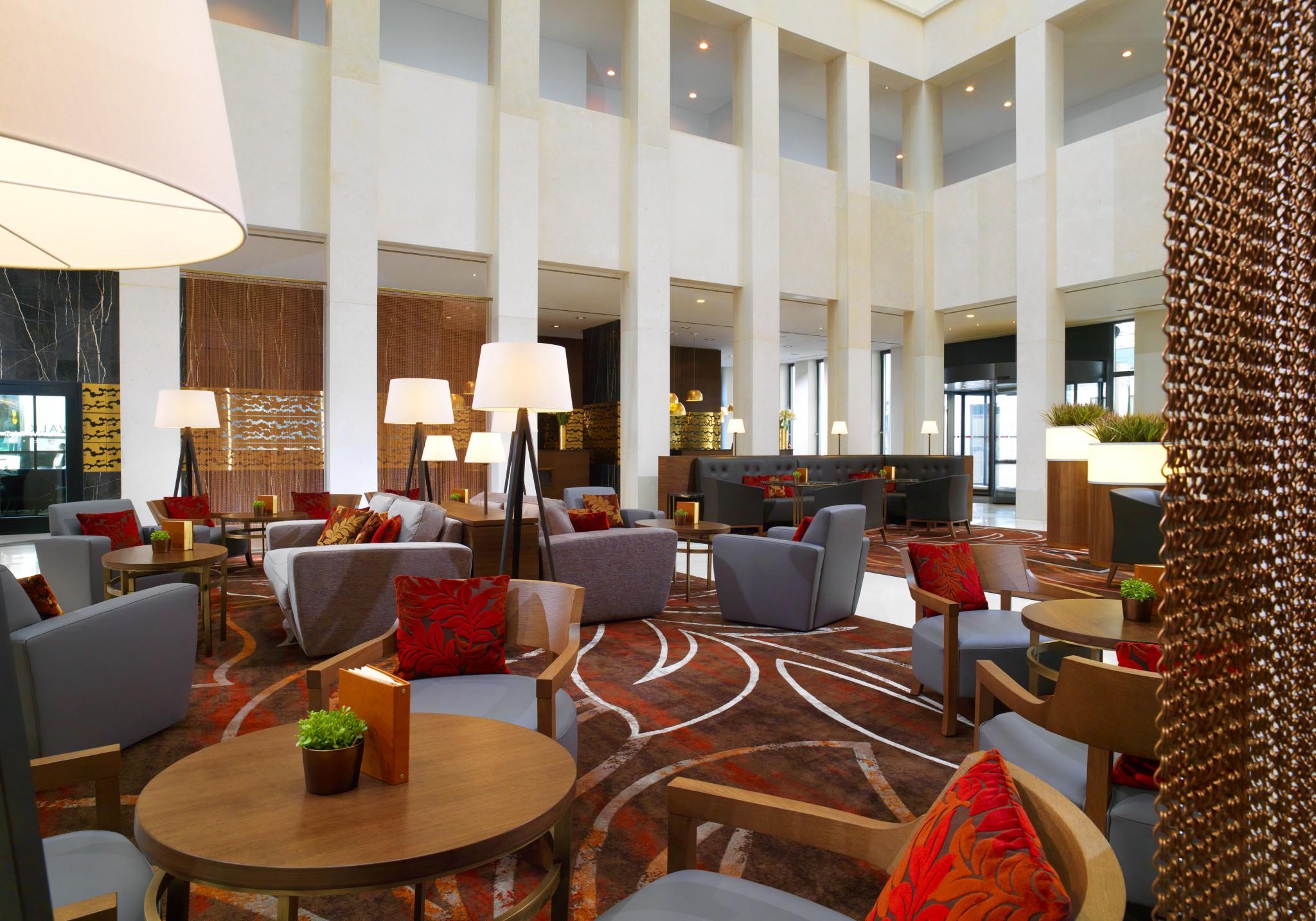 Berlin Marriott 02_Lobby_Foto Matthias Hamel