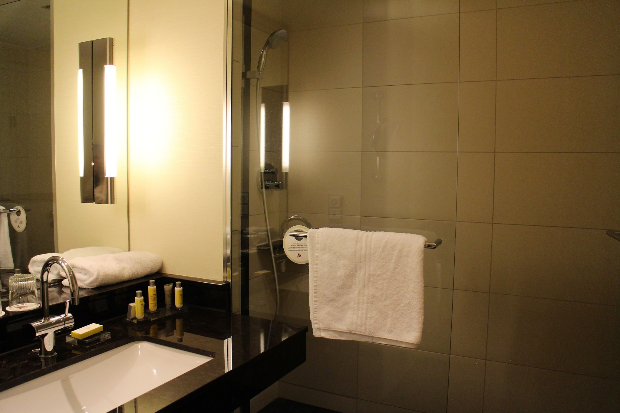 Berlin Marriott Bathroom 2