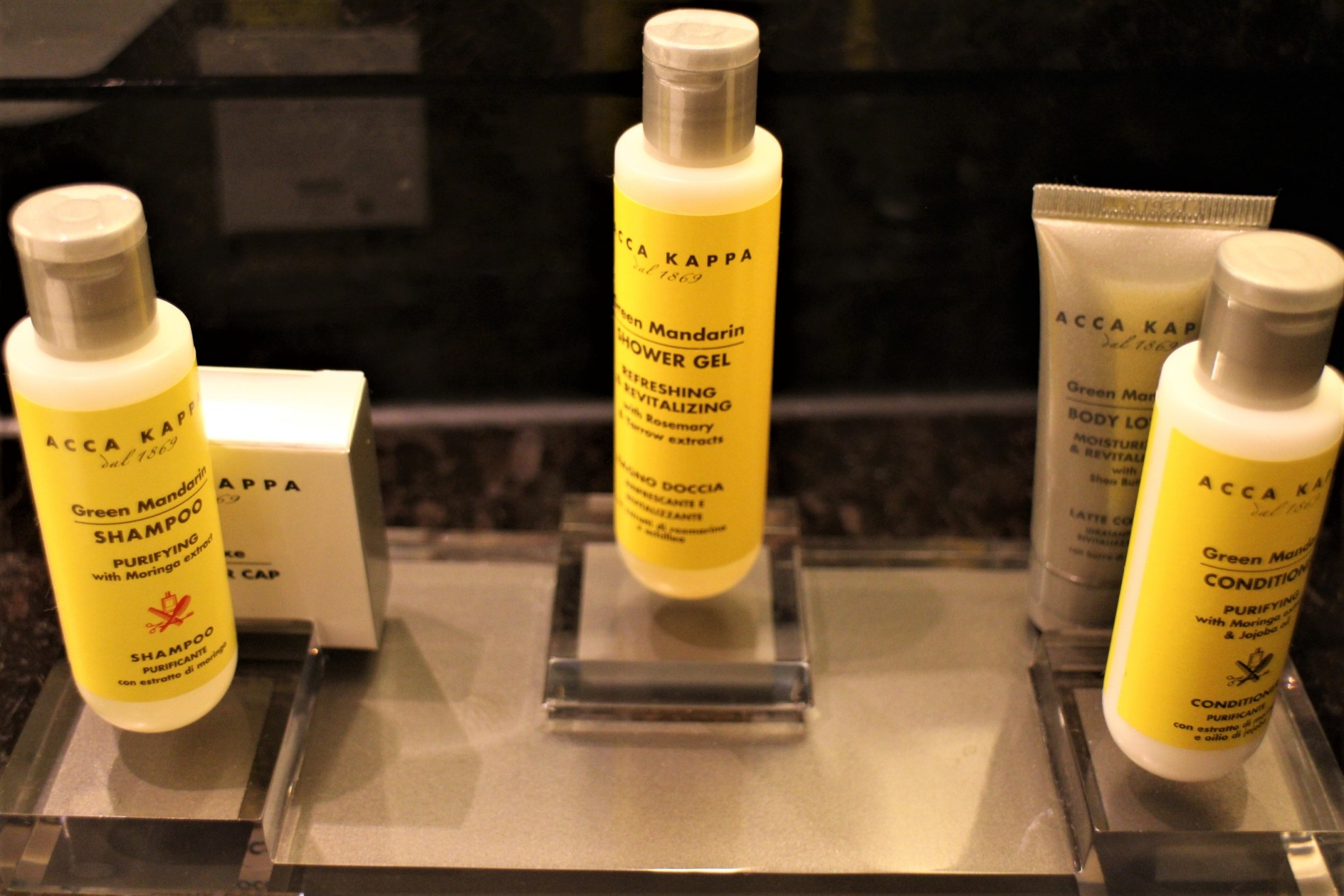 Berlin Marriott Bathroom Products