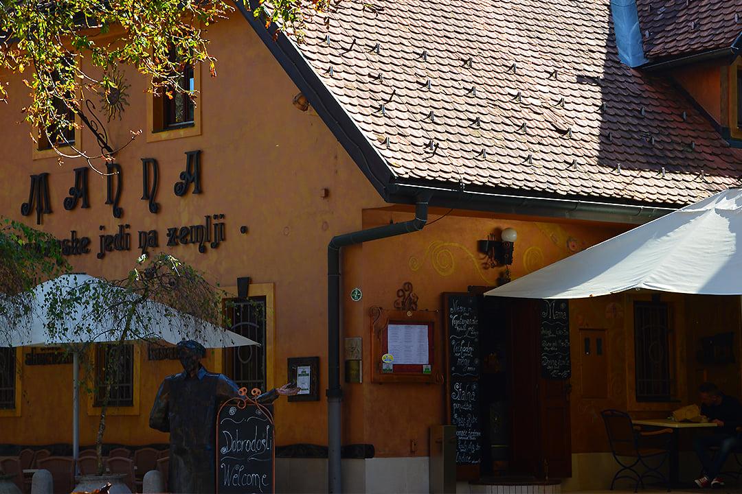 Manna, Ljubljana