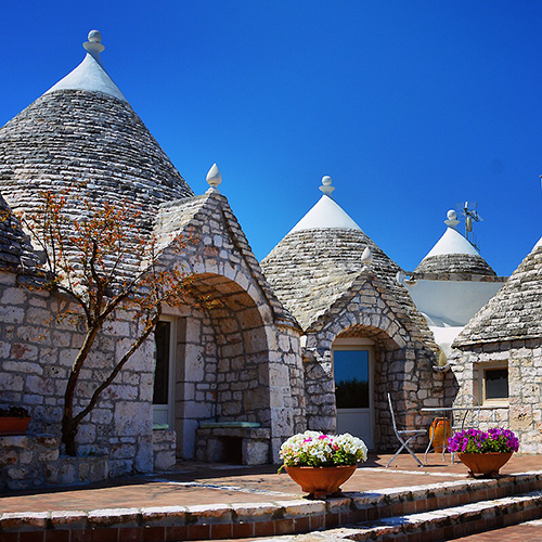 Trullitalo, Puglia, Italia