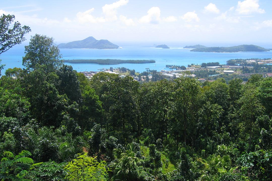Mahé, Seychellit