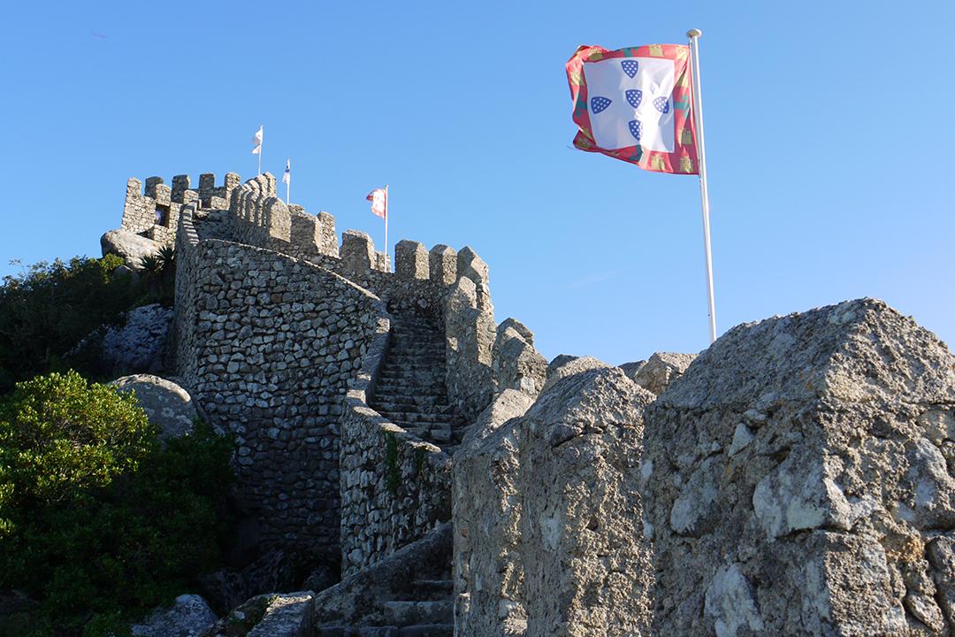 Castelo dos Mouros, Sintra