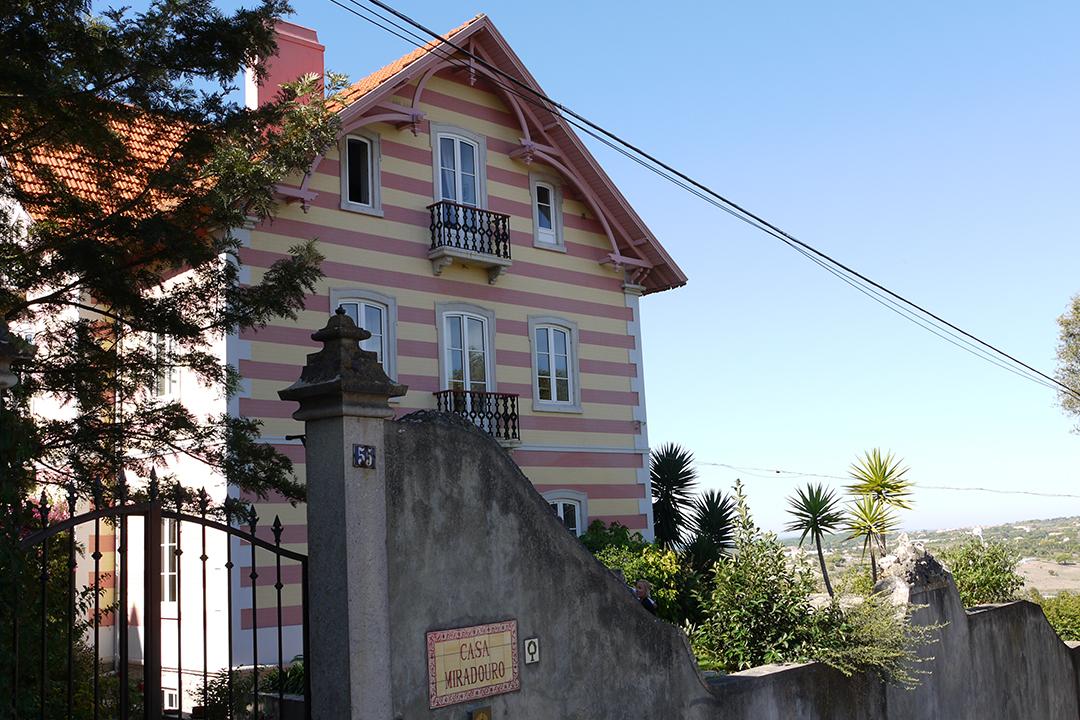 Casa Miradouro, Sintra