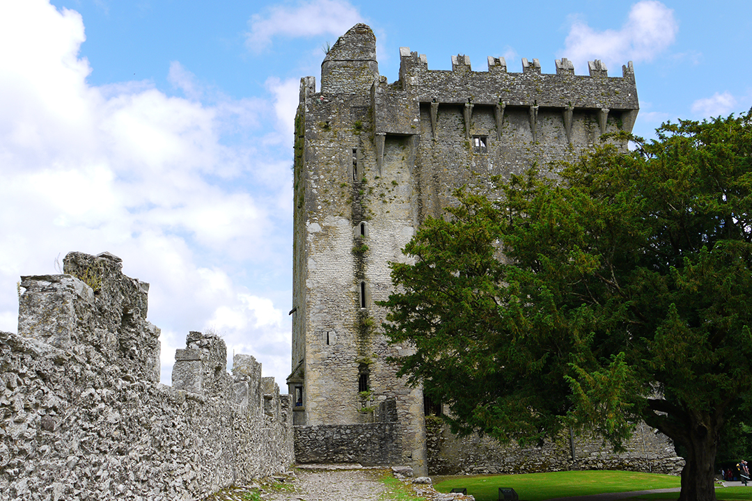 Blarney Castle, Irlanti